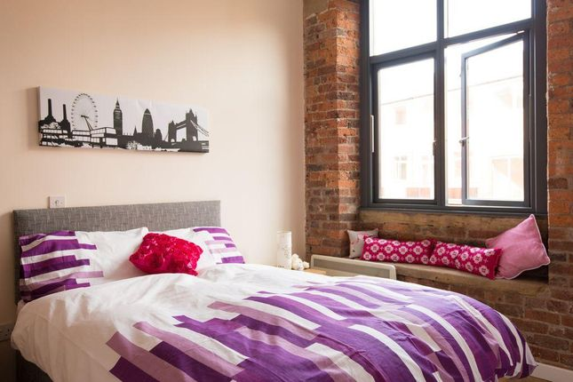 Thumbnail Flat to rent in Worsted House, East Street, Leeds, West Yorkshire