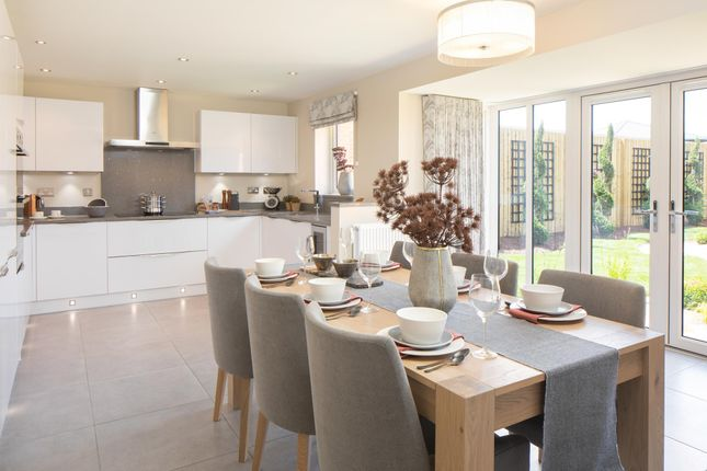 "Thumbnail Detached house for sale in ""Holden"" at Fox Lane, Green Street, Kempsey, Worcester"