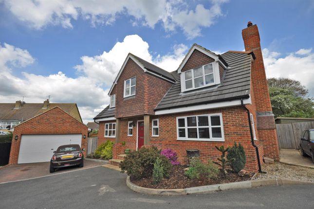 Thumbnail Detached house for sale in Hempstead Lane, Hailsham