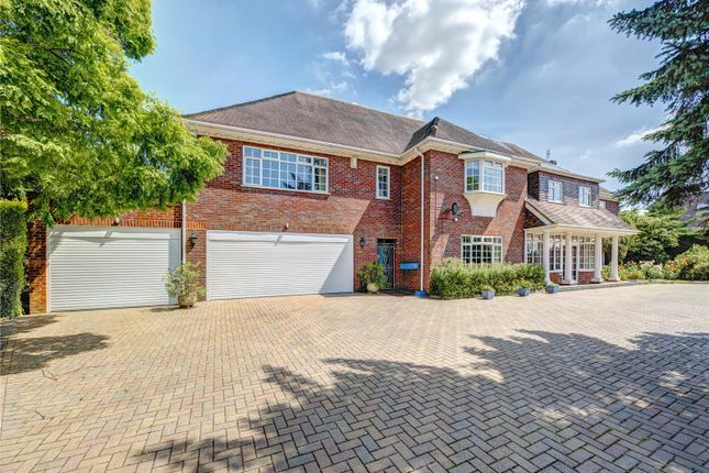 Thumbnail Detached house for sale in Home Farm Road, Rickmansworth, Hertfordshire