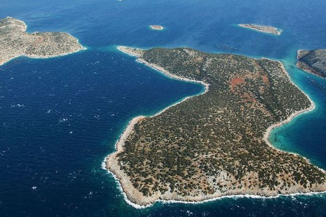 Thumbnail Land for sale in Agios Thomas, Private Island, Greece