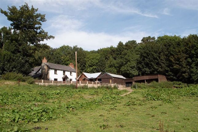 5 bed detached house for sale in Bleddfa, Knighton, Powys LD7
