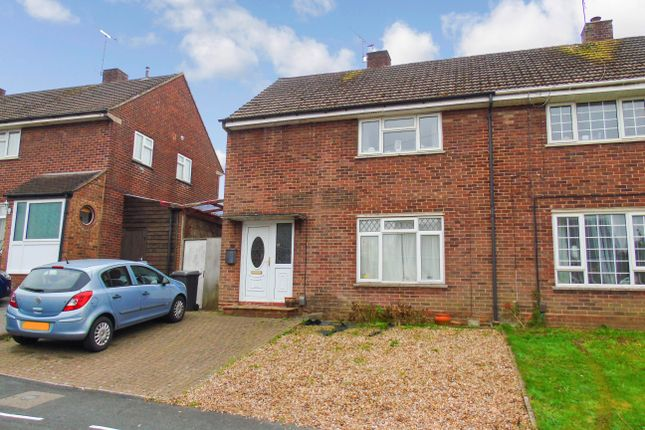 Thumbnail Semi-detached house to rent in Imber Road, Winchester