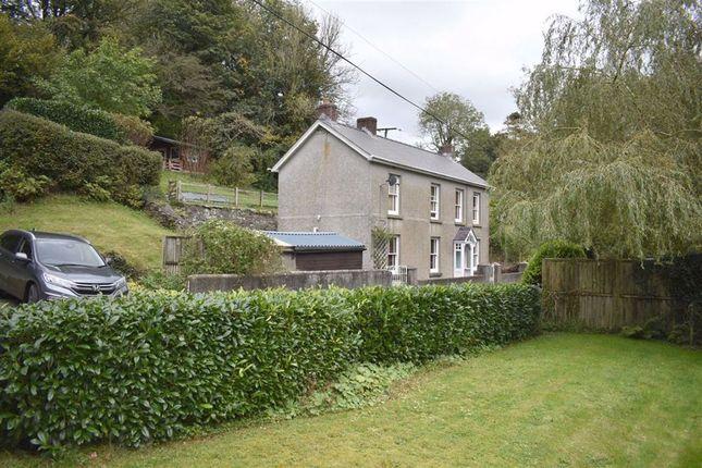 3 bed detached house for sale in Pontshaen, Llandysul SA44