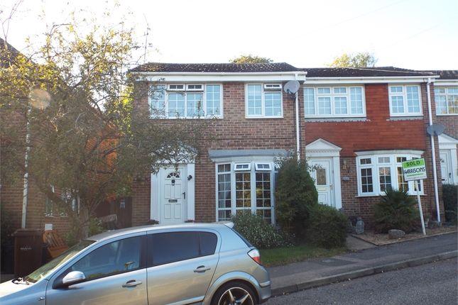 3 bed end terrace house for sale in Ploughmans Way, Rainham, Kent.