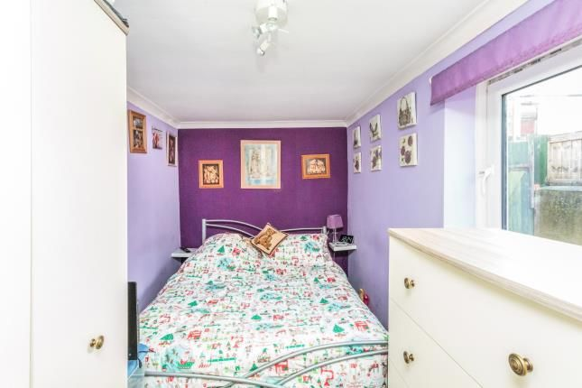 Bedroom Two of Peter Street, Blackpool, Lancashire, . FY1