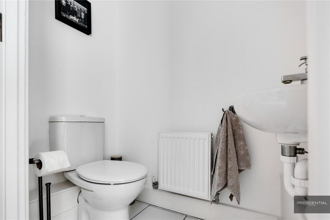 Downstairs Wc of Dovecote Barns, Purfleet, Essex RM19