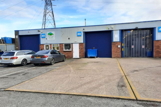 Thumbnail Industrial to let in Unit 4G, Delta Drive, Tewkesbury Business Park, Tewkesbury