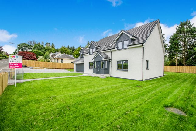 Thumbnail Detached house for sale in Neilston Road, Uplawmoor, Glasgow