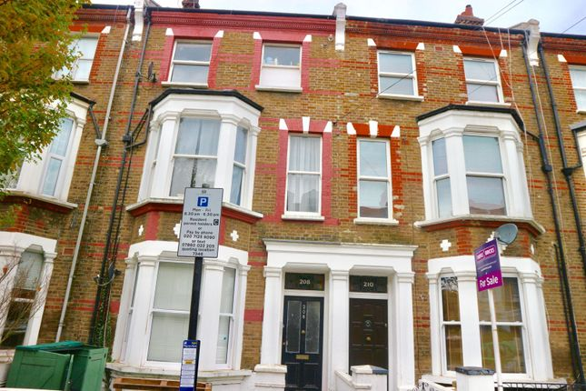 Front View of Bravington Road, London W9