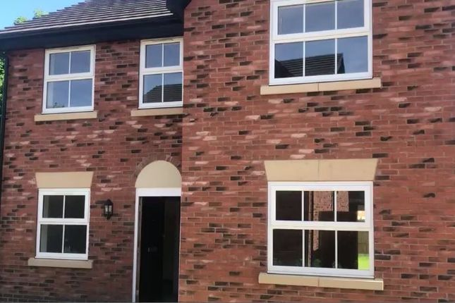 Thumbnail Detached house to rent in Britannia Close, Crewe