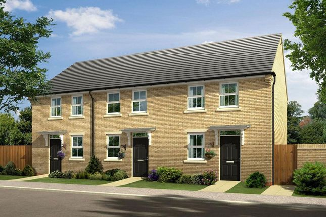 "Thumbnail End terrace house for sale in ""Napleton"" at Fox Lane, Green Street, Kempsey, Worcester"
