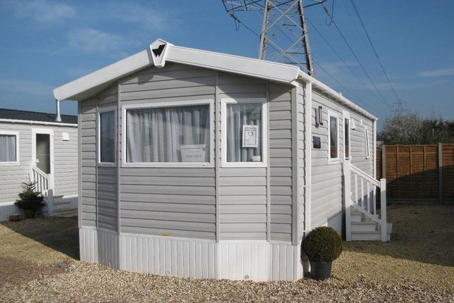 2 bed lodge for sale in Tewkesbury Road, Norton, Gloucester