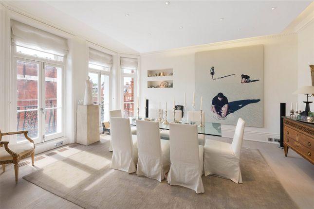 Dining Room of Cadogan Gardens, London SW3