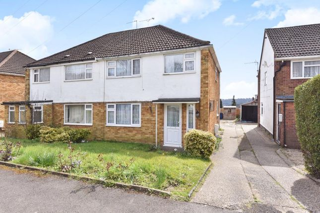 Thumbnail Semi-detached house to rent in Walton Drive, High Wycombe