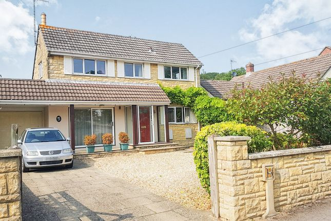 Thumbnail Detached house for sale in Springfield Road, Weymouth