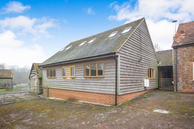 Thumbnail Barn conversion to rent in Beech Green Lane, Withyham, Hartfield