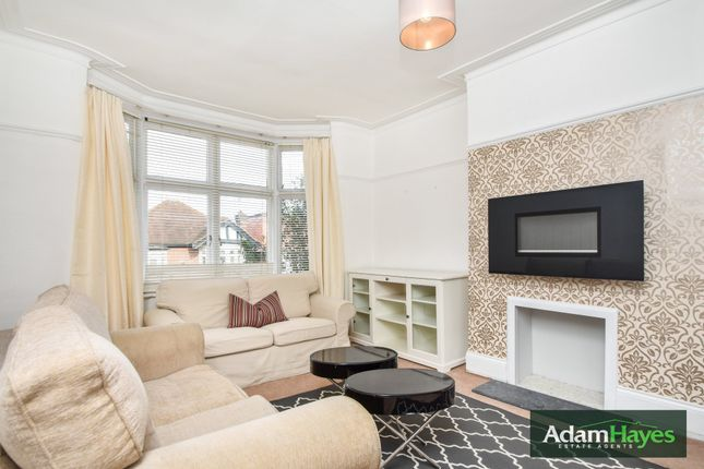 Thumbnail Flat to rent in Chandos Road, East Finchley