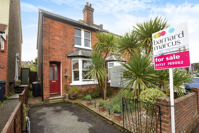 Thumbnail Semi-detached house for sale in Althorne Road, Redhill
