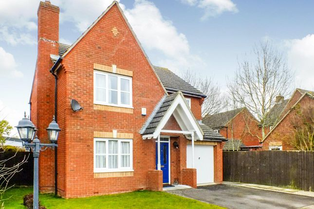 Thumbnail Detached house to rent in Cullen Place, Didcot