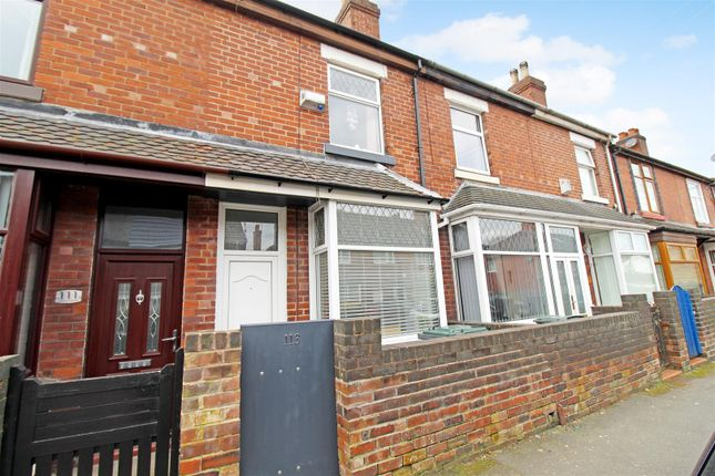 2 bed terraced house for sale in Leonard Street, Burslem, Stoke-On-Trent ST6