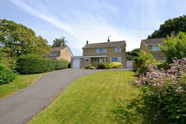Thumbnail Detached house for sale in Wick Lane, Stinchcombe, Dursley