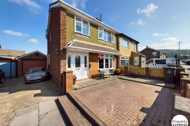 3 bed semi-detached house for sale in Sandsend Road, Middlesbrough, North Yorkshire TS6