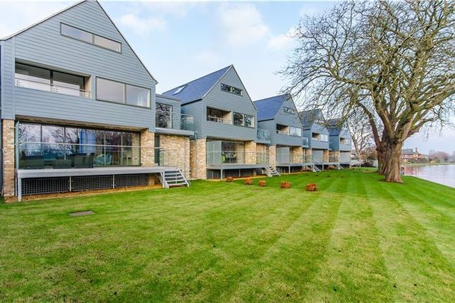Thumbnail Detached house for sale in Reflections, Water Street, Chesterton, Cambridge