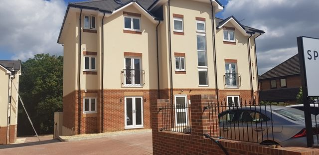 Thumbnail Flat to rent in Spire View, Paynes Road, Southampton