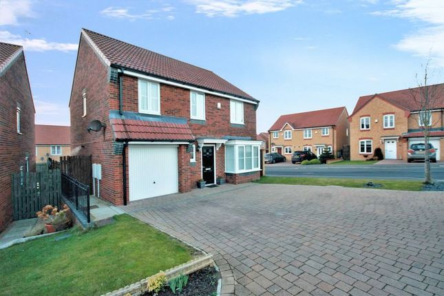 Thumbnail Detached house for sale in Newbury Road, Brotton, Saltburn-By-The-Sea
