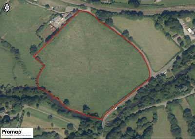 Thumbnail Commercial property for sale in Land At Peterston-Super-Ely, Peterston-Super-Ely, Vale Of Glamorgan