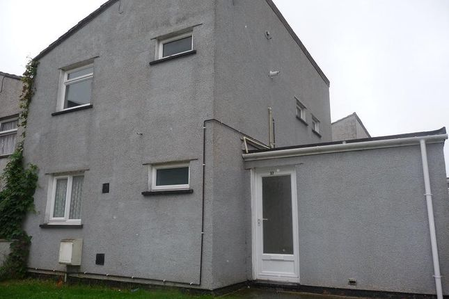 Thumbnail Semi-detached house to rent in Larch Road, Milford Haven