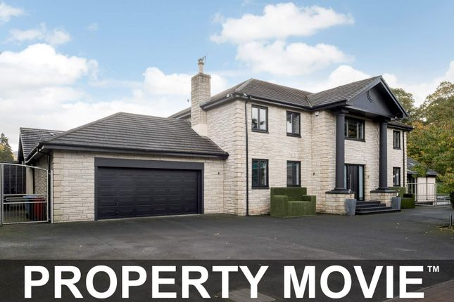 Thumbnail Detached house for sale in Tait Walk, Crossford, Carluke