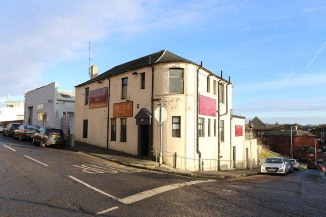 Thumbnail Commercial property for sale in Braehead Bar 8 Langlands Street, Kilmarnock