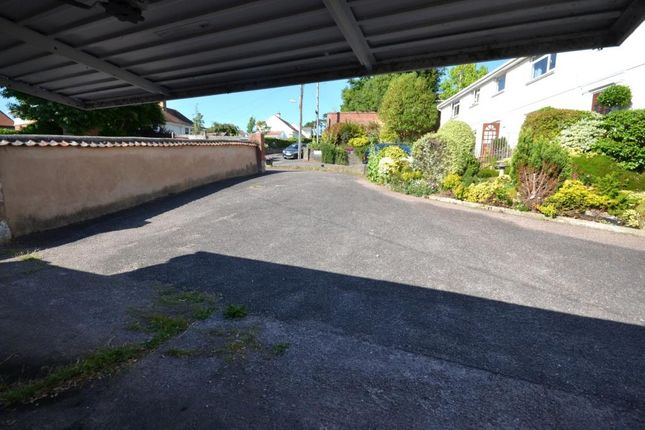 Approach of Palmer Court, Budleigh Salterton, Devon EX9