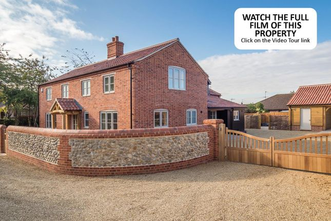 Thumbnail Detached house for sale in New Road, Blakeney, Holt
