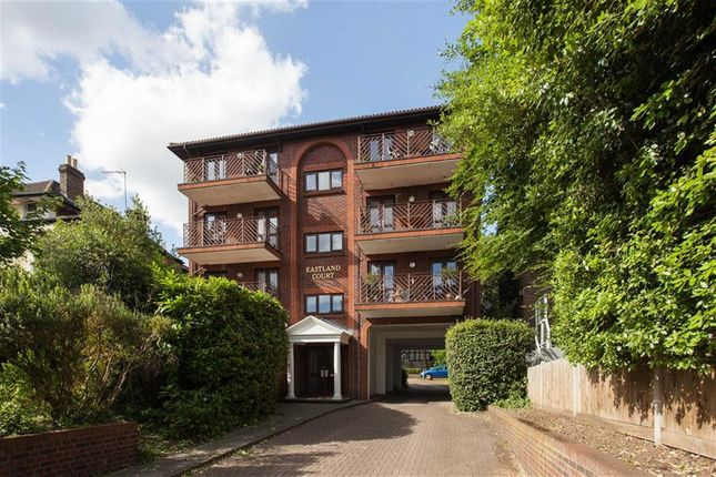 Thumbnail Flat for sale in Eastland Court, 163A Widmore Road, Bromley
