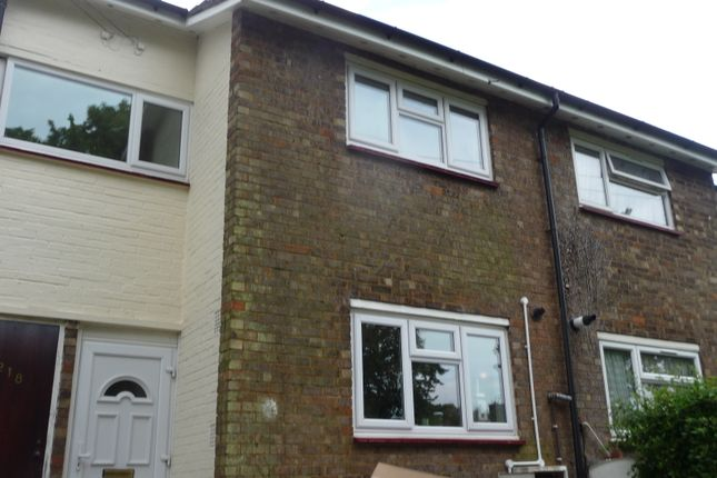 Thumbnail Terraced house to rent in Hydean Way, Stevenage