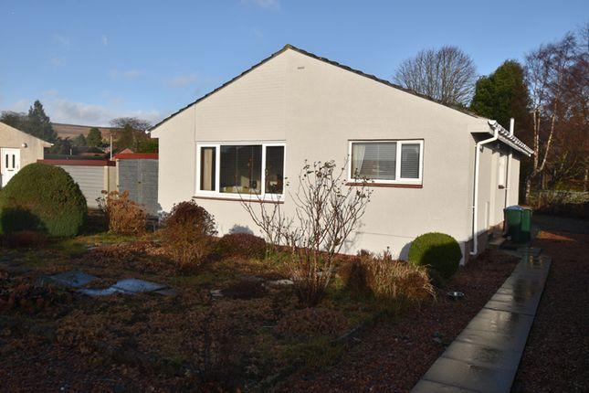 Thumbnail Detached bungalow for sale in Cambridge Quad, Alyth