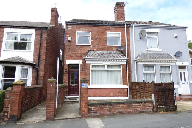 Thumbnail Semi-detached house to rent in Walkergate, Pontefract