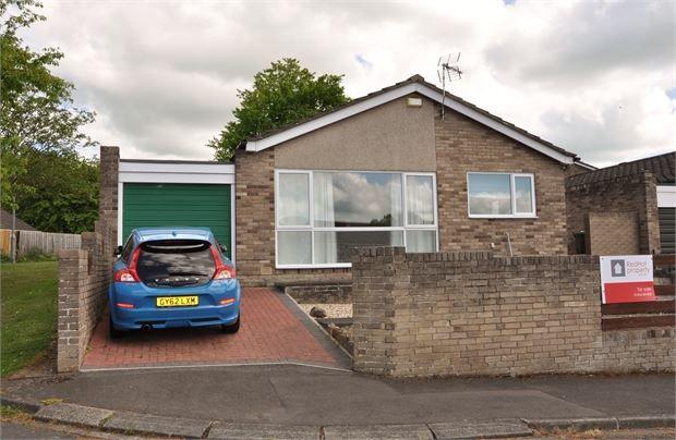 Thumbnail Detached bungalow for sale in Crofts Avenue, Corbridge