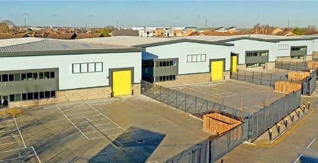 Industrial to let in Unit 3, Dartford Trading Estate, Victoria Road, Dartford, Kent