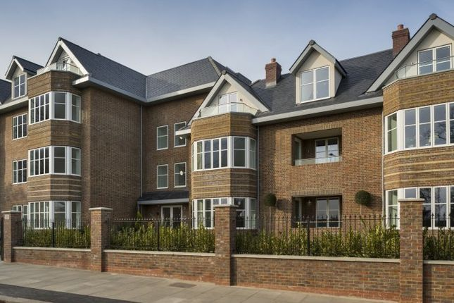 Thumbnail Flat for sale in Viceroy Lodge, Queens Road, London
