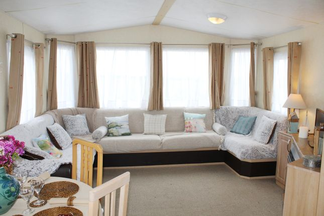 Lounge Area of Seaview Holiday Park, Sennen TR19