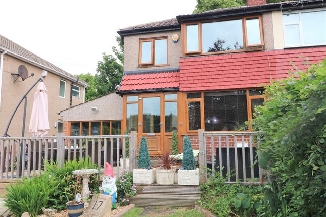 4 bed semi-detached house for sale in Greengates Avenue, Wyke, Bradford BD12
