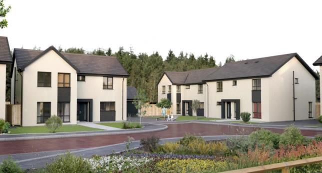 Thumbnail Detached house for sale in The Crofts, Front Street, Annitsford, Northumberland