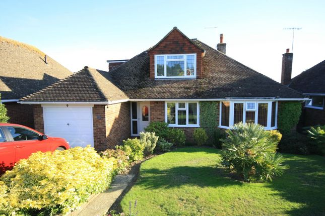 Thumbnail Detached bungalow for sale in Cowdray Park Road, Bexhill On Sea