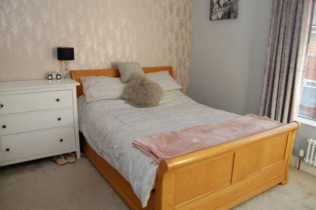 Bedroom One of Clarke Road, Abington, Northampton NN1