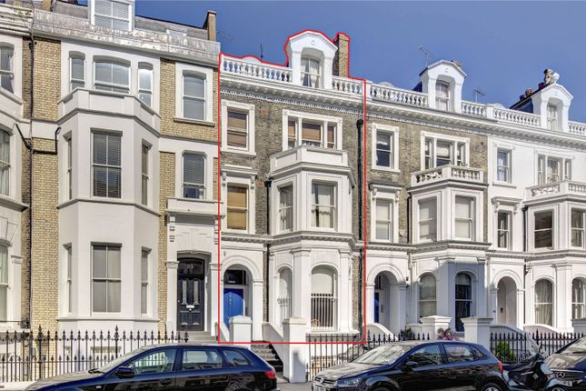 Thumbnail Terraced house for sale in Coleherne Road, London