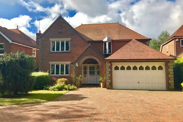 Thumbnail Detached house to rent in New Penkridge Road, Cannock
